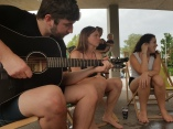 Gitarren Stunde